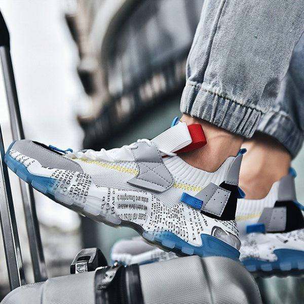 Flux Script Sneakers