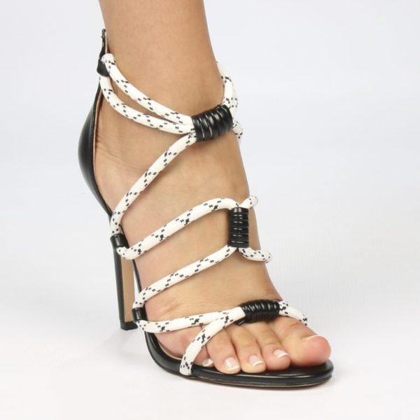 Miss Black Aruba Black Heels