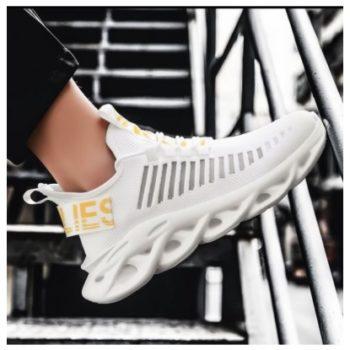 Boa Phantom White Sneakers